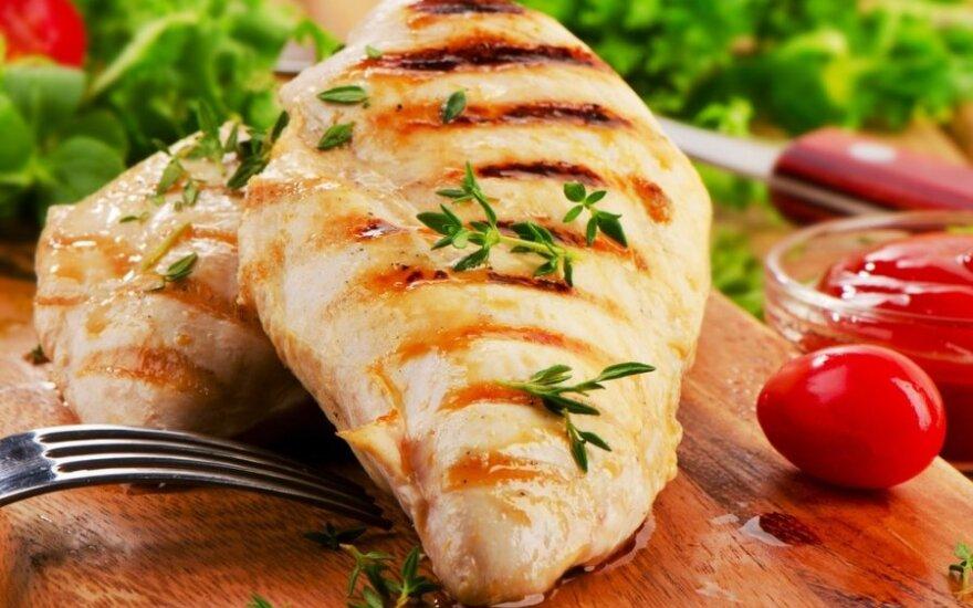 Mitybos specialistas pataria, kaip ir kada valgyti baltymus