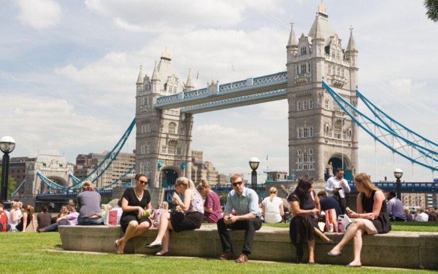 Londonas, Didžioji Britanija