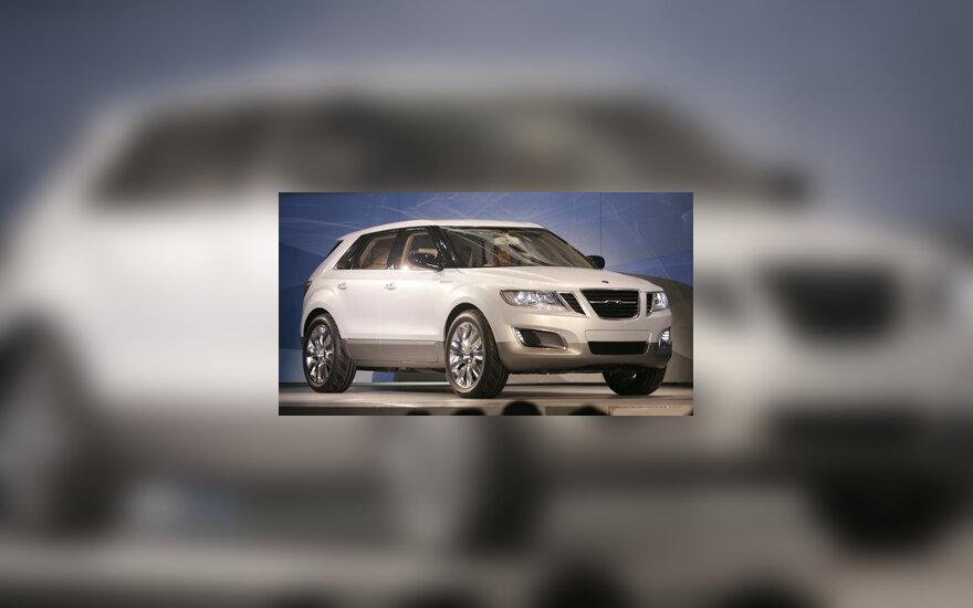 """""""General Motors Saab 9-4x"""""""