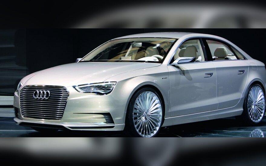 Audi A3 e-tron koncepcija