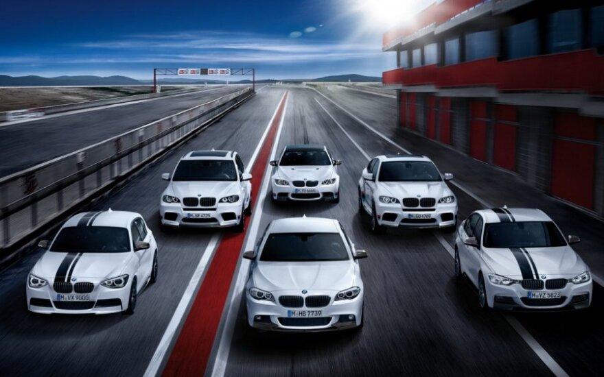 BMW M Performance automobiliai