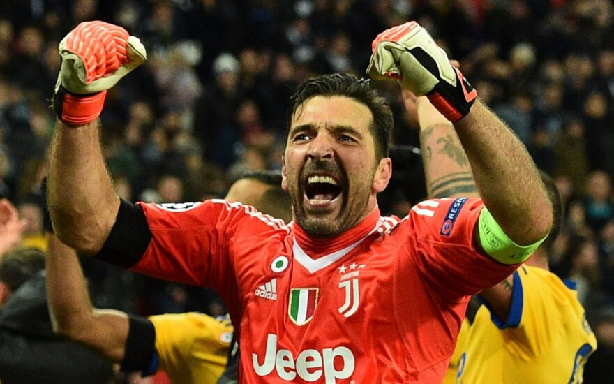 """Juventus"" triumfas"