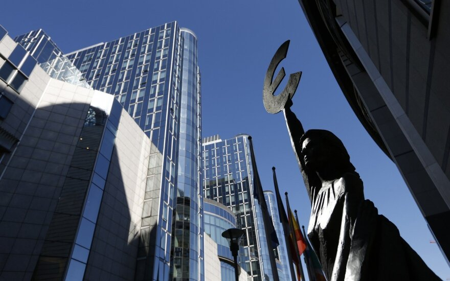 Europos akcijos rugsėjį fiksuos didžiausią prieaugį šiemet