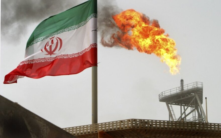 Staigmena Rusijai: Iranas siūlosi tiekti dujas Europai