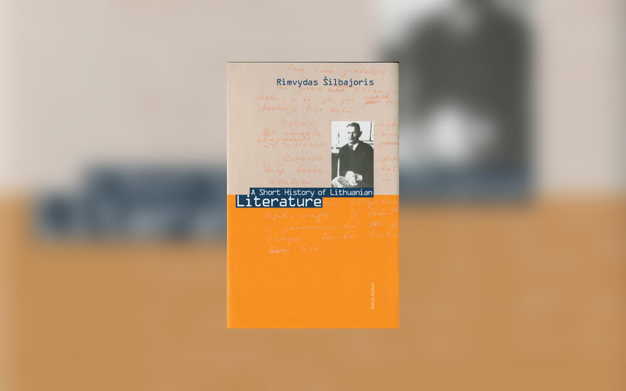 "R.Šilbajoris ""A Short History of Lithuanian Literature"""