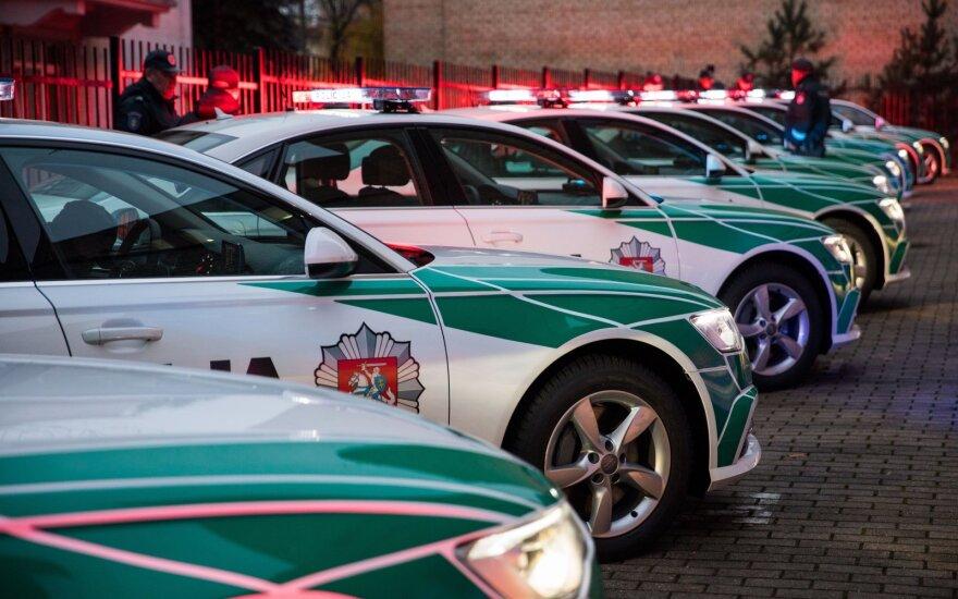 Policijos pareigūnai susidūrė su dar neregėtu išbandymu: dėl keršto negalėjo tinkamai reaguoti į įvykius