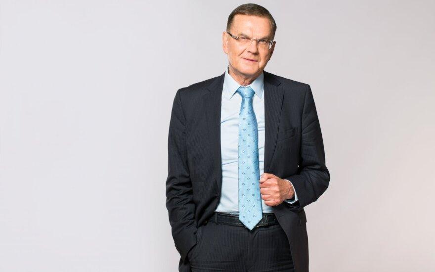 Profesorius Ramutis Bansevičius