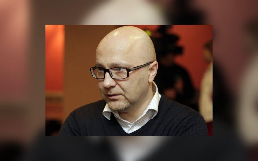 Naujas  nacionalinės atrankos prodiuseris Audrius Giržadas