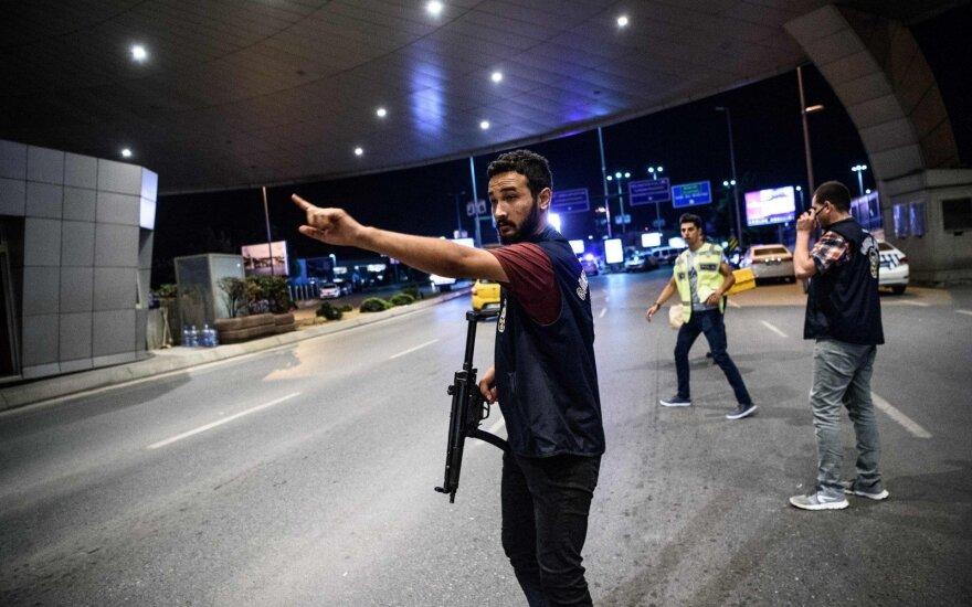 Terrorist attack on Istanbul airport