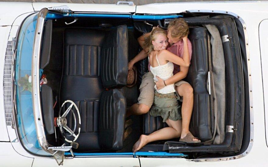 Automobilio markė išduoda ne tik jūsų charakterį, bet ir kaip dažnai mylitės