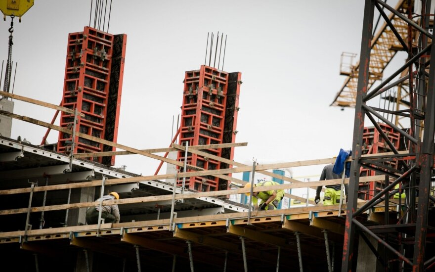 """""""YIT Lietuva"""": krizė paveiks gyvenamųjų namų statybą bei butų pardavimus"""