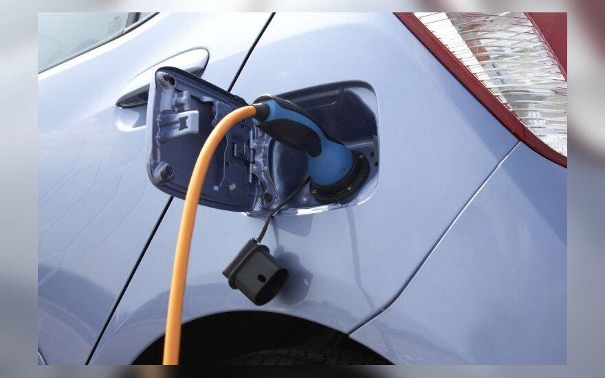 Hyundai i10 Electric, elektromobilis