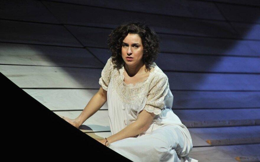 Asmik Grigorian, FOTO: LICEU teatro ARCH.