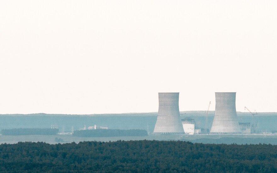 Rusijos gelbėtojai Baltarusijoje dalyvaus radiacinės avarijos likvidavimo pratybose