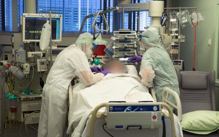 Vokietijoje užsikrėtusiųjų koronavirusu skaičius pasiekė beveik 140 tūkst.