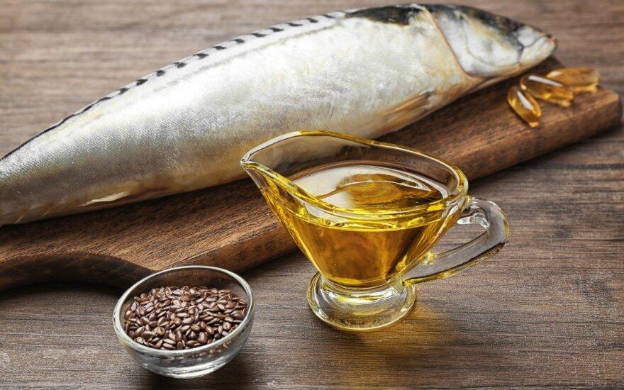 Kuo mūsų organizmui gali pagelbėti žuvų taukai?