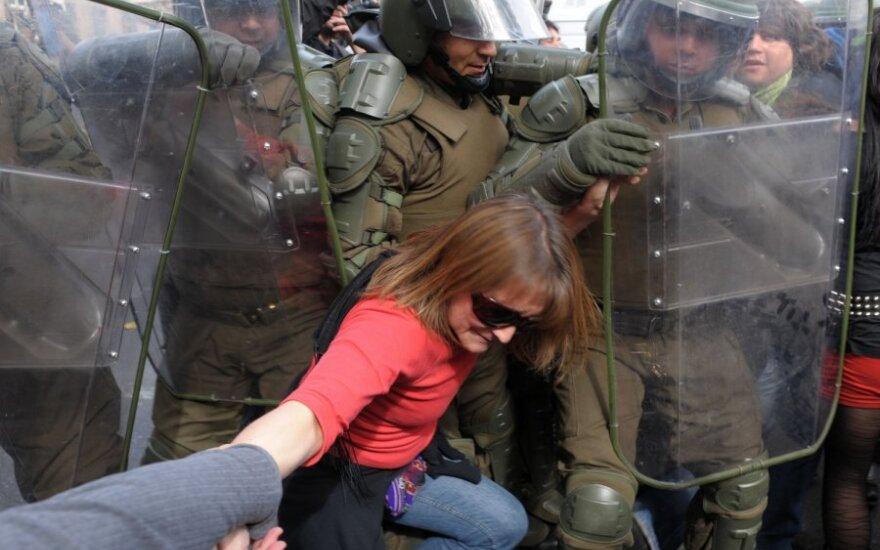 Čilė sulaukė sunkių kaltinimų iš Jungtinių Tautų