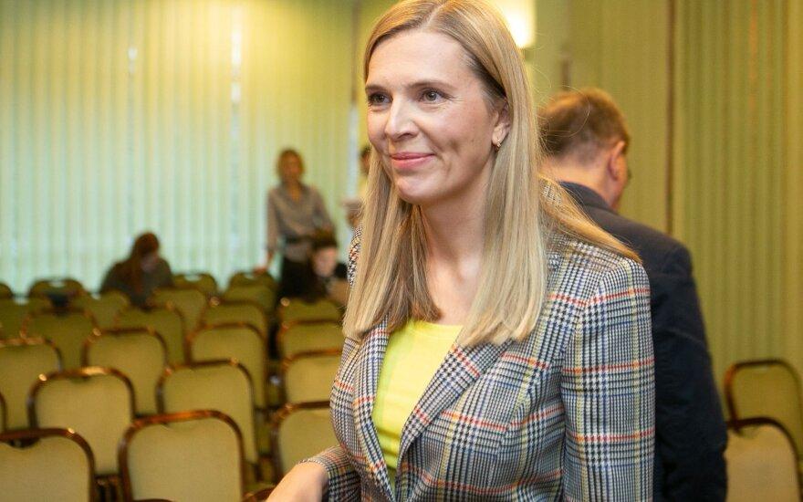 Bilotaitė įžvelgia Baltarusijos atsakomybę: neleisime, kad per Lietuvą atsirastų nelegalios migracijos kelias