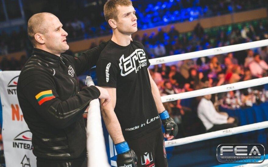 MMA turnyre Lenkijoje – M. Veržbicko pergalė
