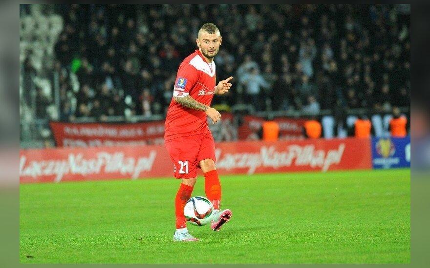 Žarko Udovičičius (sportowezaglebie.pl nuotr.)