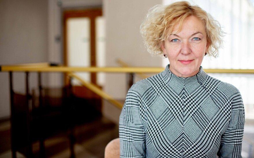 Konstitucinis Teismas: Rudėnaitė negali laikinai vadovauti Aukščiausiajam Teismui