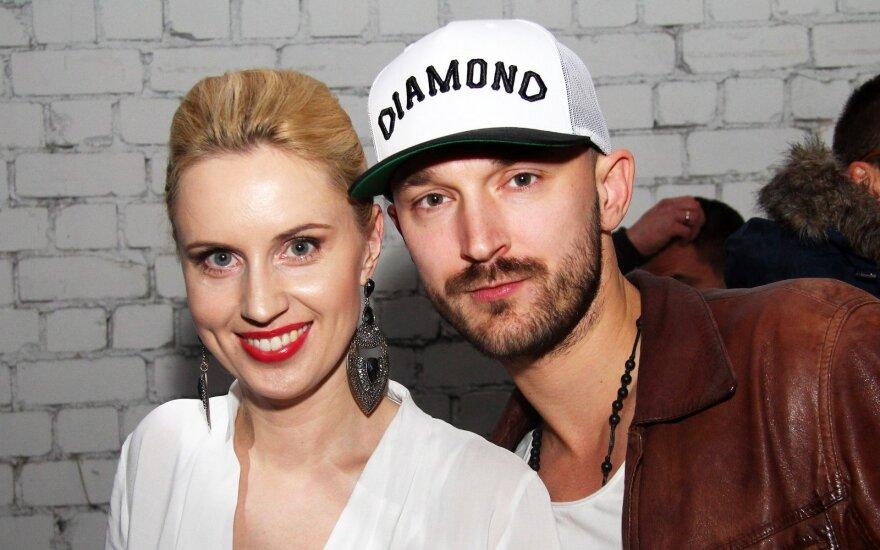 Dainė Baumilė ir Donatas Baumila
