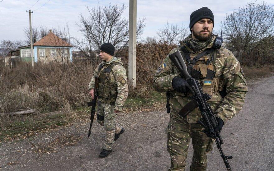 """Kijevas: Ukraina pasirengusi viršūnių susitikimui """"Normandijos formatu"""""""