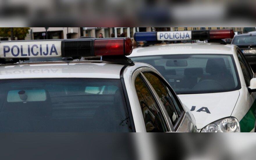 Vilniuje – pavojingo ir chuliganiško vairavimo kontrolė