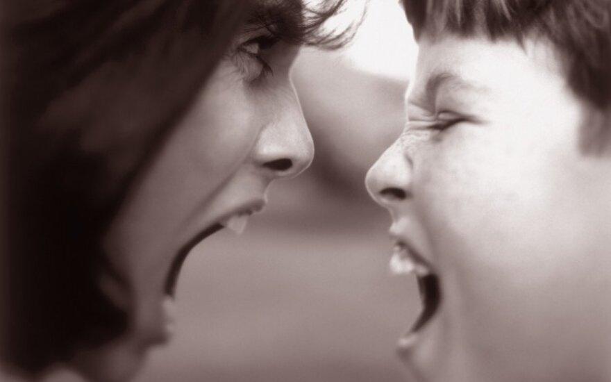 Padidintas vaikų aktyvumas ir dėmesio sutrikimas: patarimai šeimos nariams