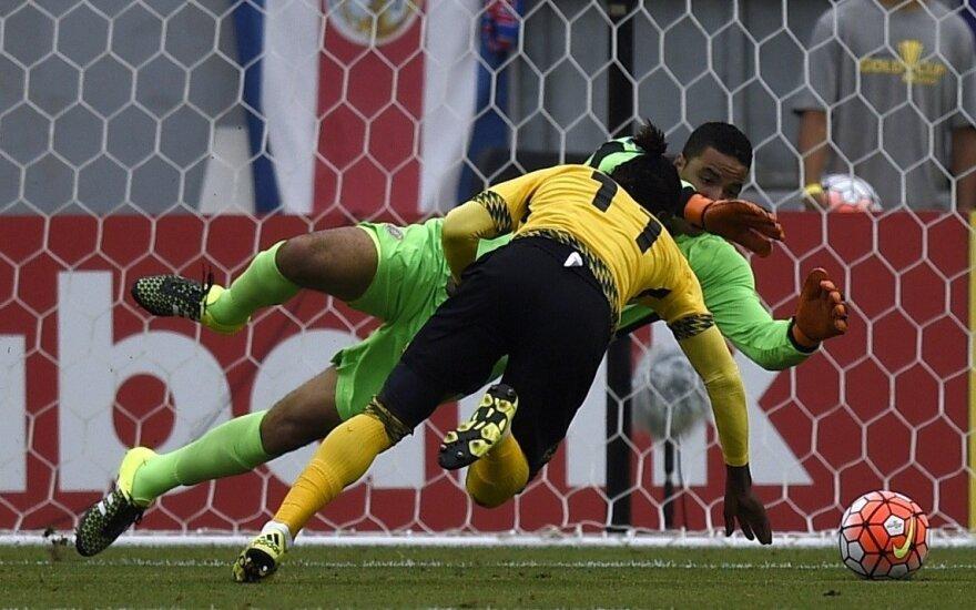 Futbolo rungtynės: Kosta Rika - Jamaika