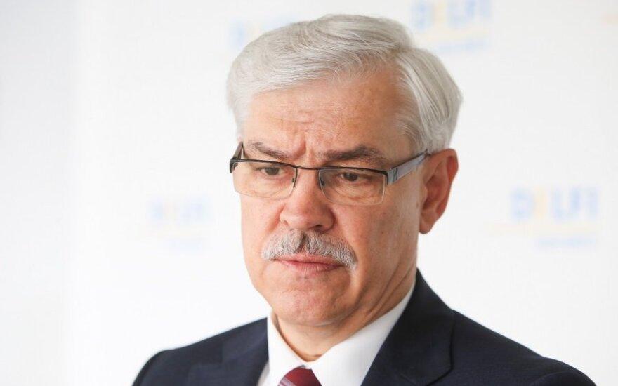 Z. Balčytis. Pabėgėliai: Baltijos šalys pliekiamos nepelnytai