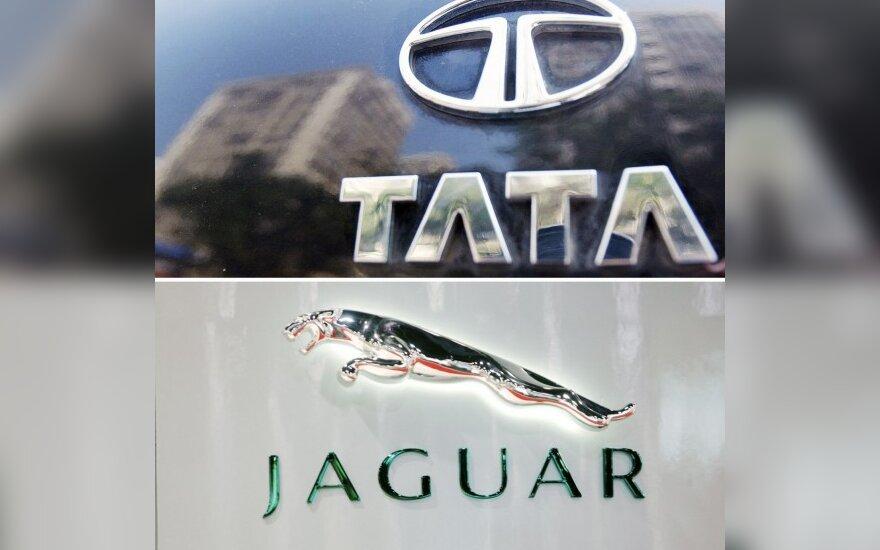 Tata Motors-Jaguar