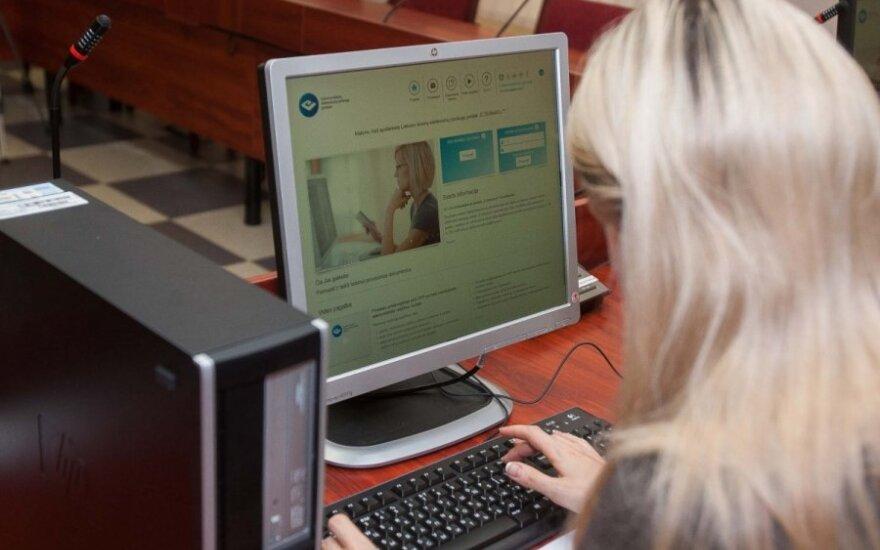 Naujovė Lietuvoje: teismų paslaugos teikiamos ir internetu