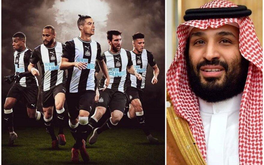 Keičiasi Newcastle United klubo savininkai