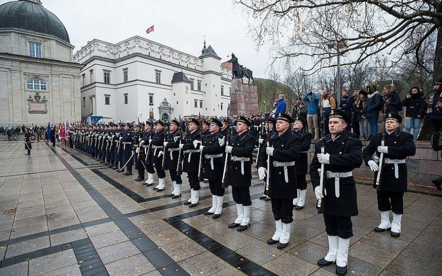 Seimui bus pristatytas projektas, nustatantis Lietuvos kariuomenės struktūrą