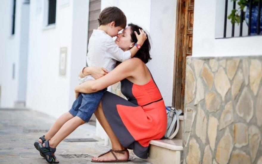 Kaip suprasti savo vaiką?