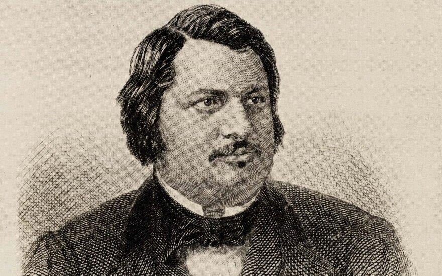Honore de Balzacas
