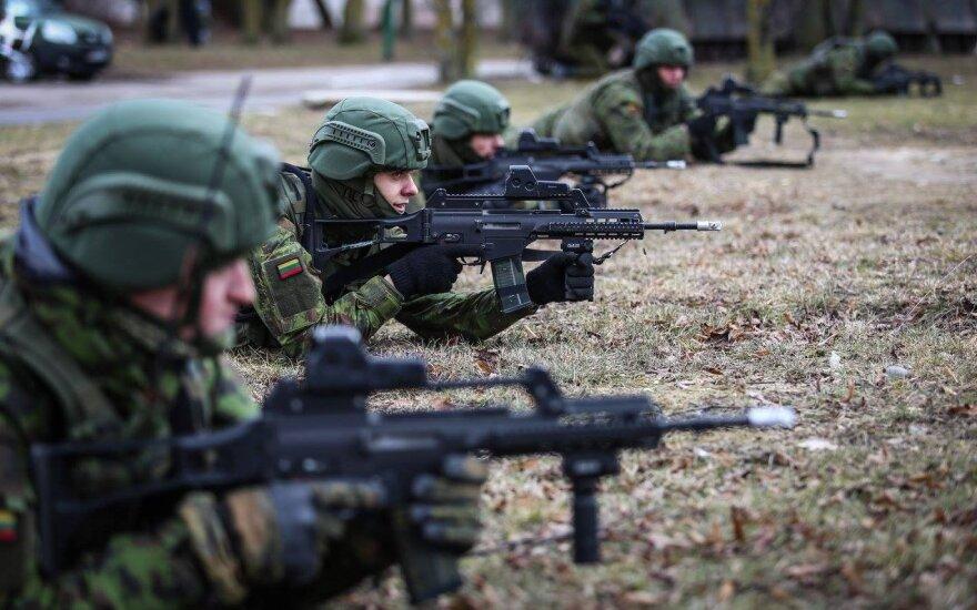 Austrian, Swiss arms inspectors visit Lithuania