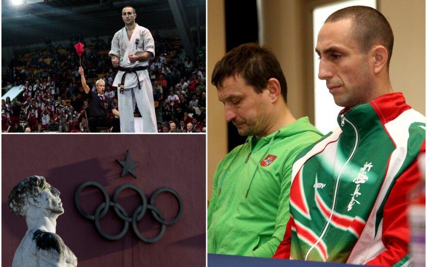 Valerijus Dimitrovas neturi jokio noro tapti olimpinių žaidynių žvaigžde (Foto: Algimantas Barzdžius)
