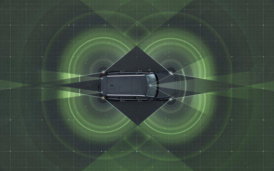 Autonomiškas automobilis