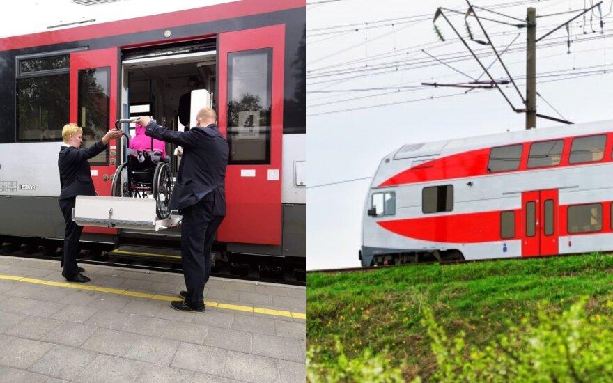 Seimui teiks siūlymą traukinių pritaikymo neįgaliesiems terminą nukelti iki 2024 metų
