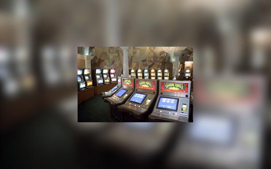Kazino, lošimo automatai