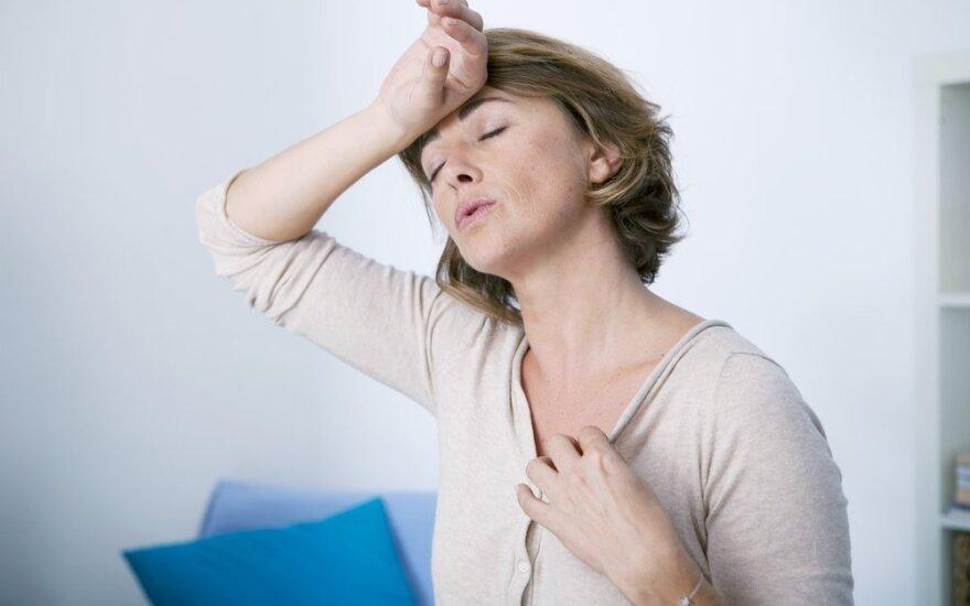 Menopauzė: kokie yra jos simptomai?