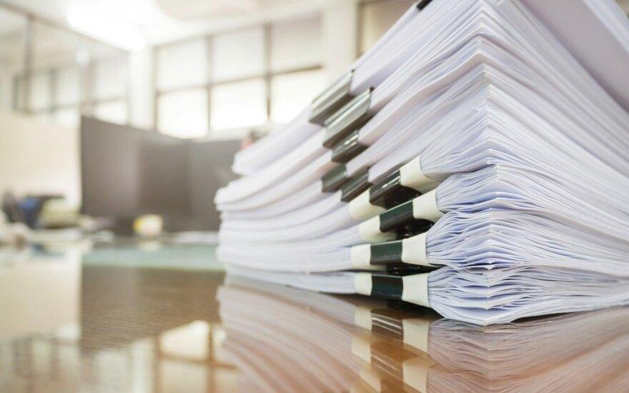Kalbos inspekcija: verslui kils daug sunkumų dėl netinkamai pavadintų įmonių