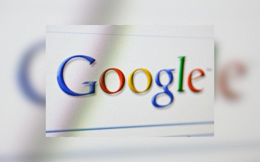 """Kibernetinę ataką prieš """"Google"""" surengė Pekinas, teigia """"Wikileaks"""""""
