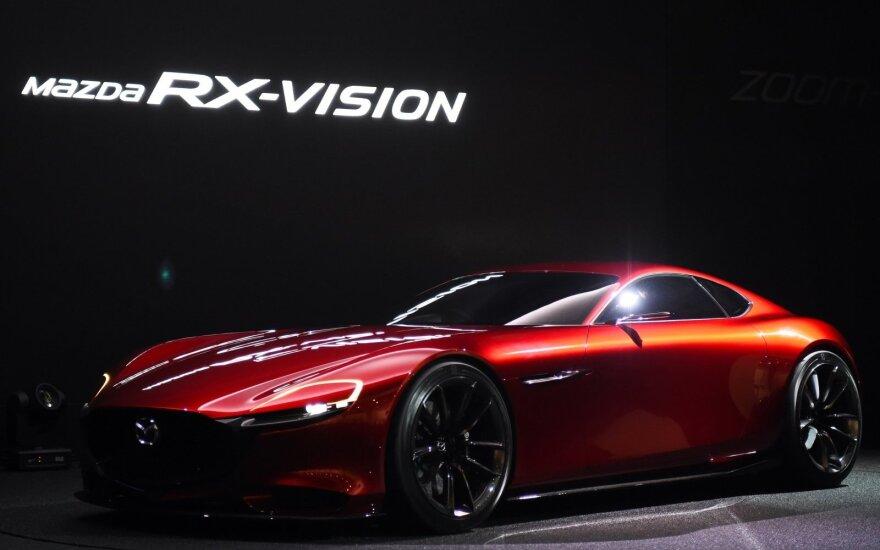 """""""Mazda RX-Vision"""""""