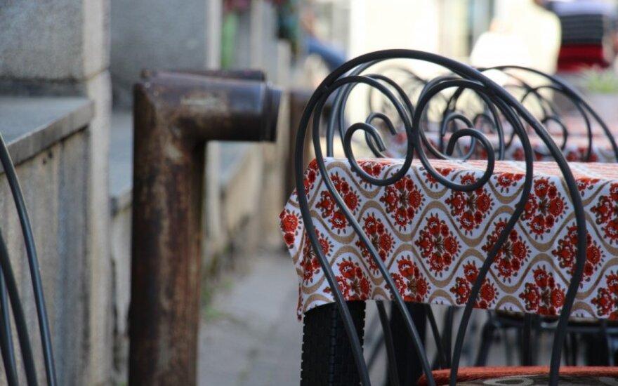 Savanorės odisėja: pirmoji darbo diena (III)