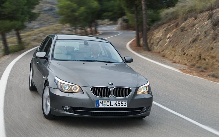 BMW 5-serija (2008 m.)