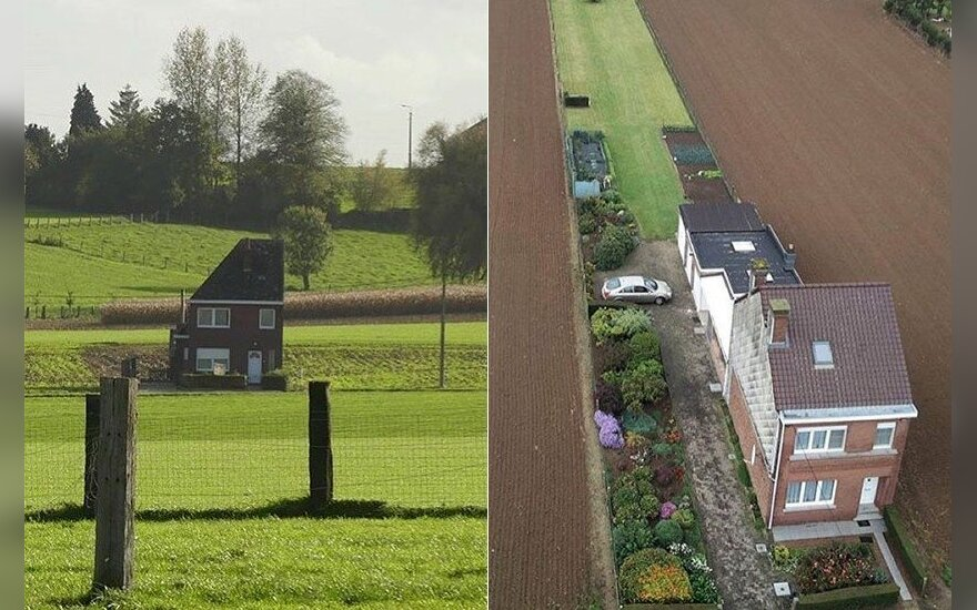 Ugly Belgian Houses nuotr.