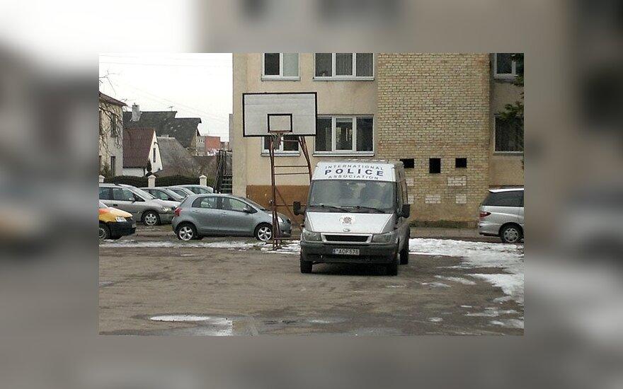 Policijos autobusiukas